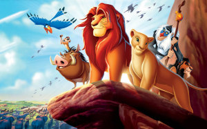 Disney's The Lion King. Copyright Disney Entertainment. All rights reserved.