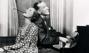 Gertrude Lawrence and Noël Coward