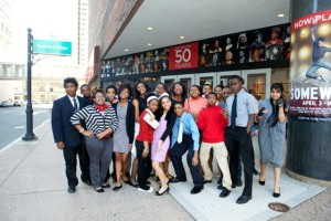 Hartford Youth Scholars Foundation. Photo credit: Roxanna Booth Miller.