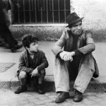 Enzo Staiola and Lamberto Maggiorani, 'The Bicycle Thief', Vittorio De Sica