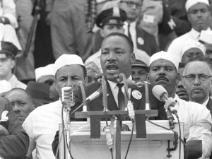 Dr. Martin Luther King, Jr., I Have A Dream Speech