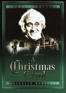 A Christmas Carol DVD cover