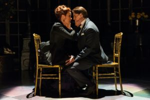 Sierra Boggess and Andrew Veenstra in The Age of Innocence. Photo by T. Charles Erickson.