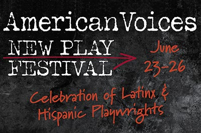 American Voices New Play Festival